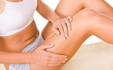 масаж допоможе швидко позбутись втоми