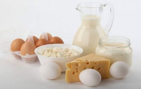Корисні молочні продукти
