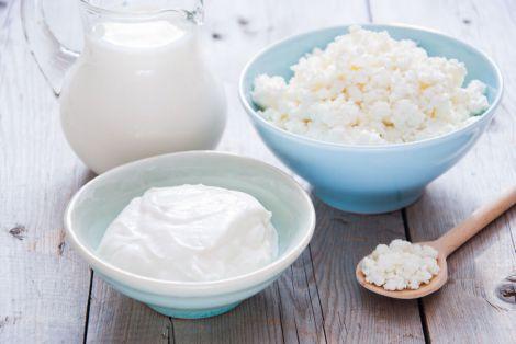 Користь молочних продуктів