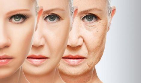 Старіння та стрес