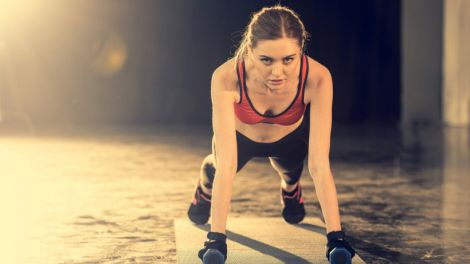 Силові тренування покращують здоров'я