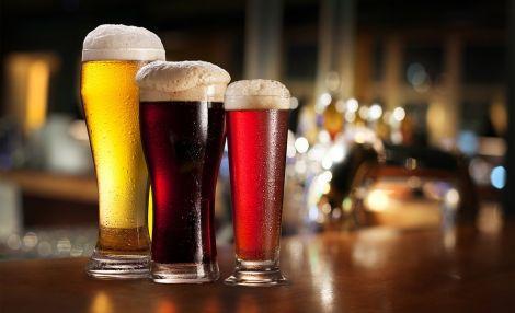 Пиво в помірних дозах може принести користь