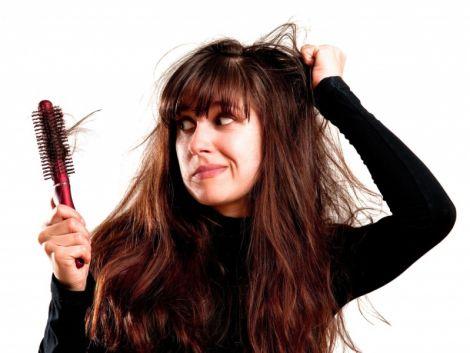 Боремось з випадінням волосся навесні