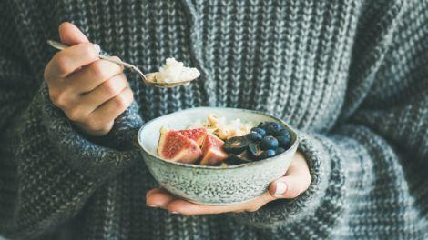 Правила корисного зимового харчування