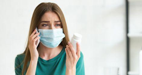 Після коронавірусу можуть виникати проблеми з травленням