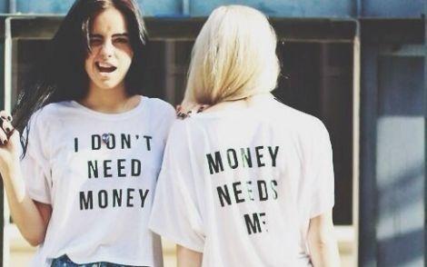 Не позичайте грошей
