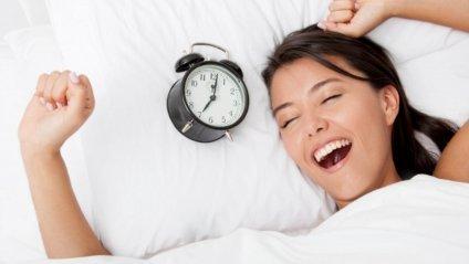 Просинайтесь раніше