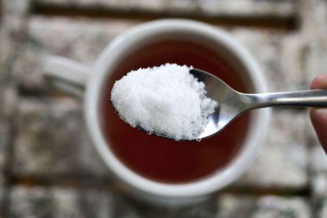 Норма цукру в чашці чаю