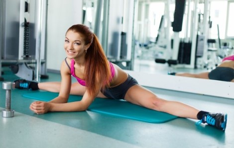 Прості вправи на розтяжку для початківців (ВІДЕО)