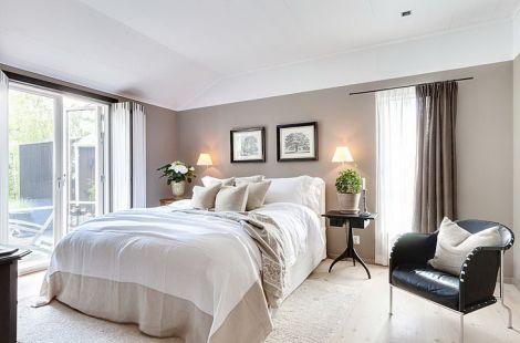 Красивая спальня - залог здорового сна