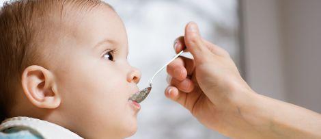Перший прикорм малюка