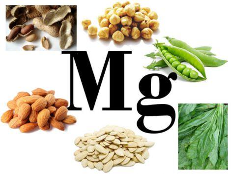 Основні симптоми нестачі магнію в організмі