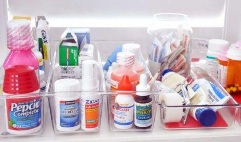 Правильне зберігання ліків