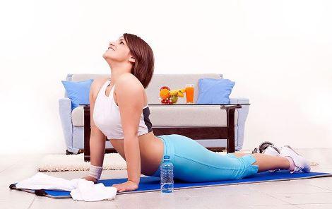 П'ять швидких вправ для стрункої спини