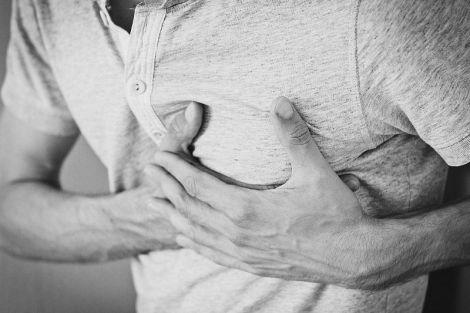 Названі нетипові симптоми інфаркту