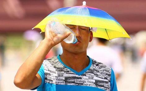 У спеку варто пити більше води