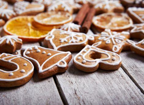 Імбирне печиво