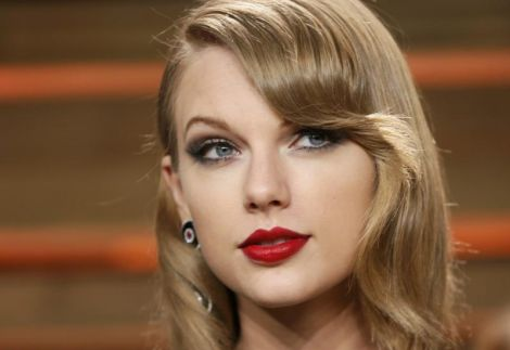 Форма губ Тейлор Свіфт приближена до ідеалу