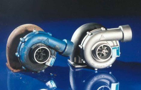 Диагностика турбины двигателя автомобиля