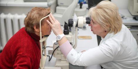 Боротьба зі сліпотою