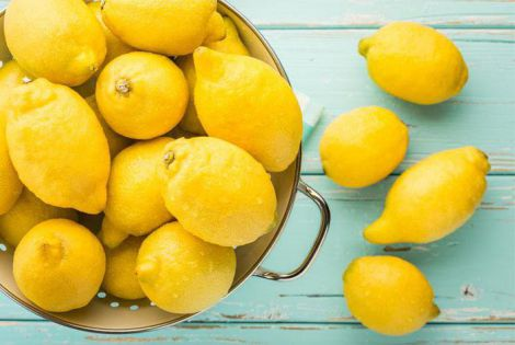 Лимони зміцнюють імунітет