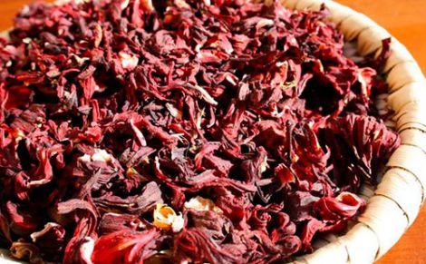 Чай каркаде - порятунок від п'яти хворіб