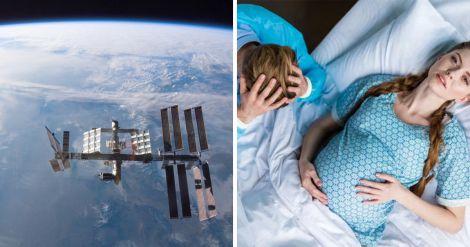 Через 12 років дітей народжуватимуть у космосі