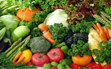 Кому протипоказані деякі овочі і фрукти