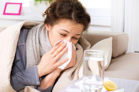 Боротьба з симптомами застуди