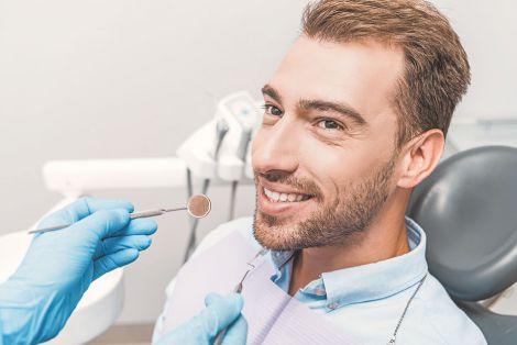 Найстоянка для зубів