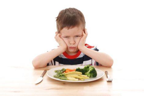 Як покращити дитячий апетит?