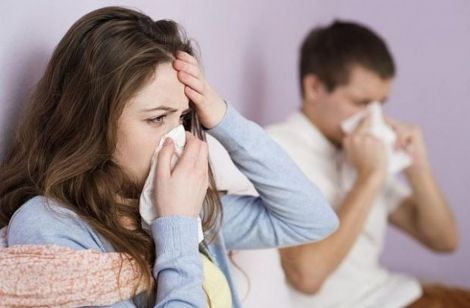 Лихоманка свідчить про хвороби
