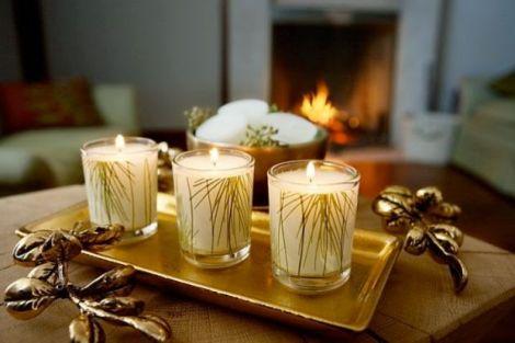 Небезпека ароматизованих свічок