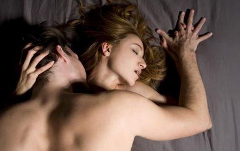 Жіночий крик під час сексу