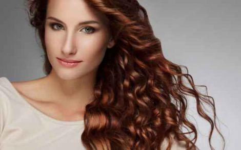 Зачіски для кучерявого волосся