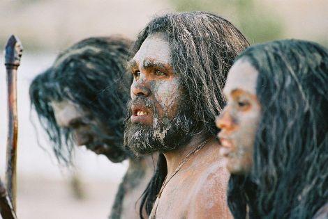Чому загинули всі древні люди?