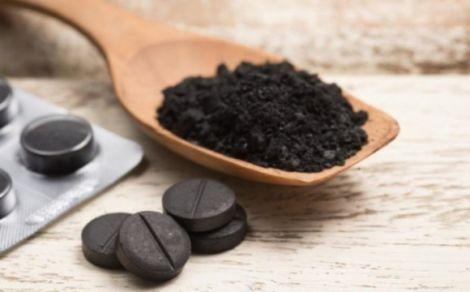 Активоване вугілля - дешевий засіб, яким користуються зірки