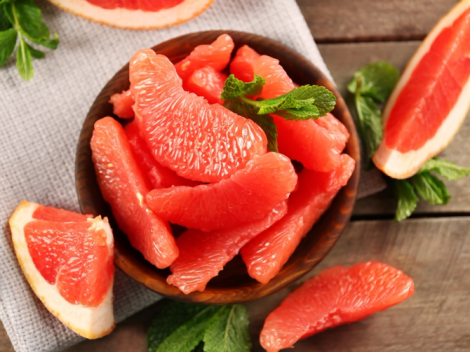 Грейпфрут очистить печінку від токсинів