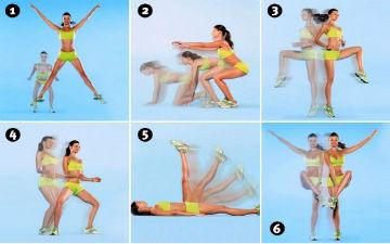 6 вправ для тих, хто вічно поспішає