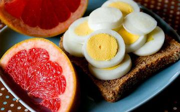 Дієта на яйцях