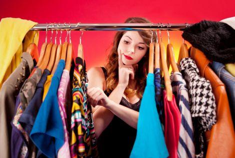 Непотрібні речі у гардеробі