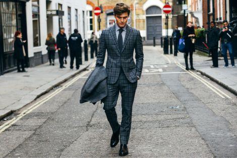 Выбор мужского гардероба