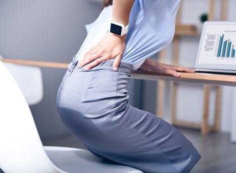 Біль у попереку може вказувати на рак