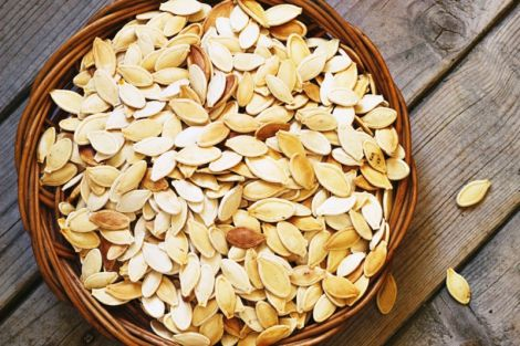 Гарбузове насіння від глистів