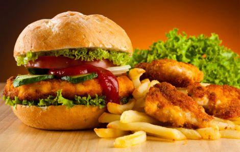 """""""Швидка"""" їжа негативно впливає на здоров'я"""