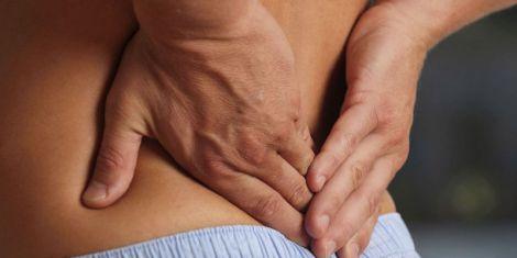 Лікування застудженої спини
