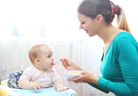 Поради для годування дитини