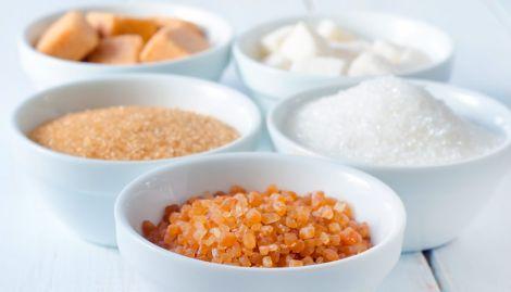 Як замінити цукор?