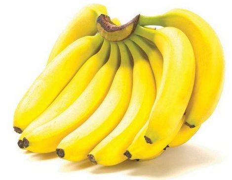 Два банани вдень і ви здорові