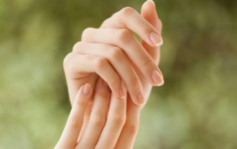 Доглядайте за нігтями